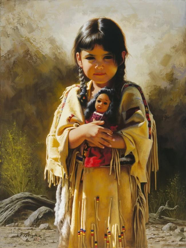 Célèbre les Indiens d'Amérique N°2 GB09