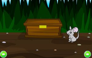 Jouer à Marly mouse escape - Garden