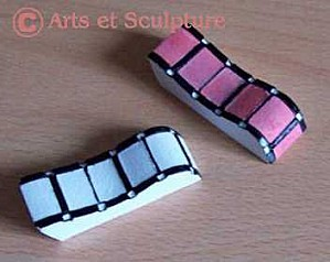moule pour platre résine savon ...film cinéma-photo - Arts et Sculpture: sculpteur designer