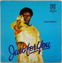 Kris Okotie - Just For You - Complete LP