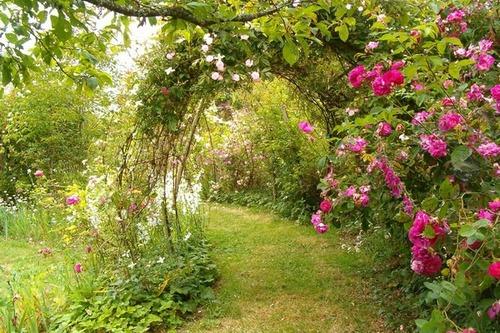 Les jardins de Kérusten