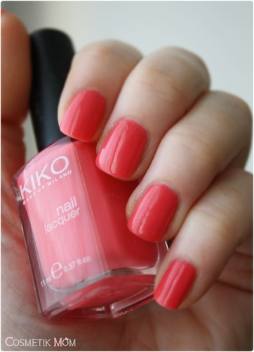 Vernis Kiko #360, Strawberry Pink