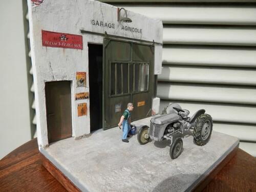 GARAGE DE CAMPAGNE
