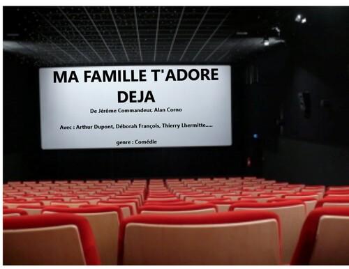 Séance Cinéma !