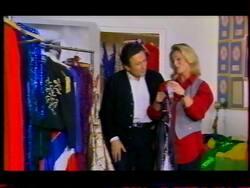 La pièce des robes de Sheila chanteuse