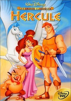 Hercule le monde de walt disney - Hercule walt disney ...