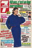 COVERS 1984 : 18 Unes !
