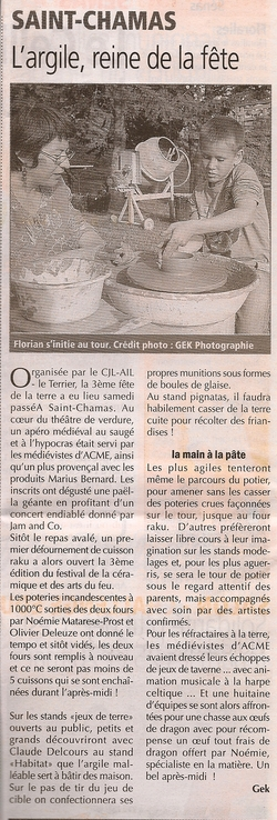 2nd article fête de la terre2013