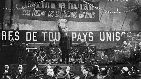 25 Décembre 1920 / 25 Décembre 2015 : 95ème anniversaire du Congrès de Tours (fondation du PCF-SFIC)