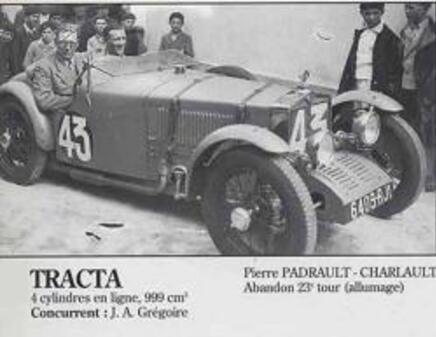 Le Mans 1934 Abandons, Eliminées & Disqualifiée