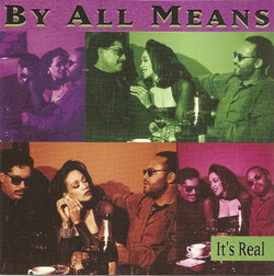 """By All Means - It""""s Real - Complete LP"""