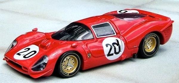 Le Mans 1966 Abandons I