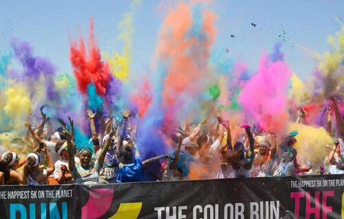 The Color Run à Nancy