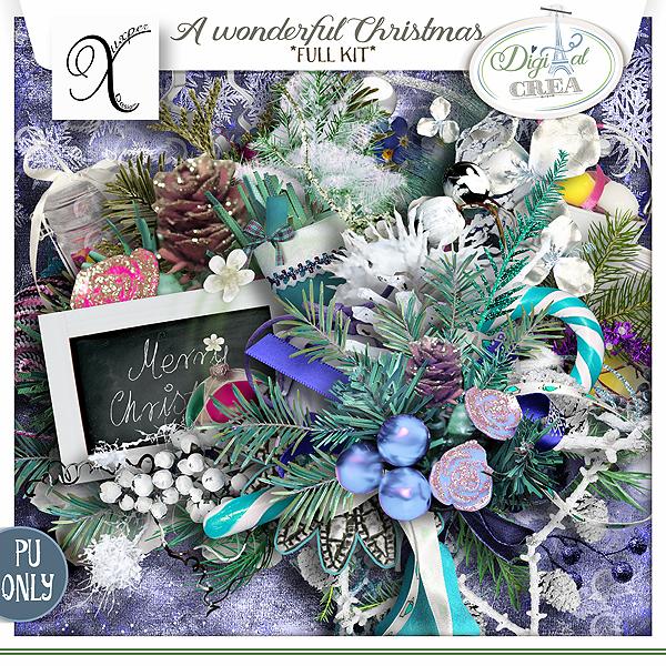 A wonderful Christmas Kit
