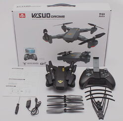 VISUO - XS809W