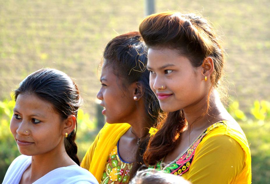 Népalaises.......