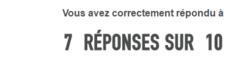 Test de français. (Apprendre en s'amusant)