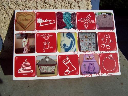 Cartes de Vœux reçues !!!