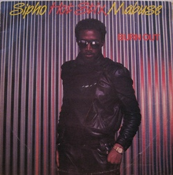 Sipho 'Hot Stix' Mabuse - Burn Out - Complete EP