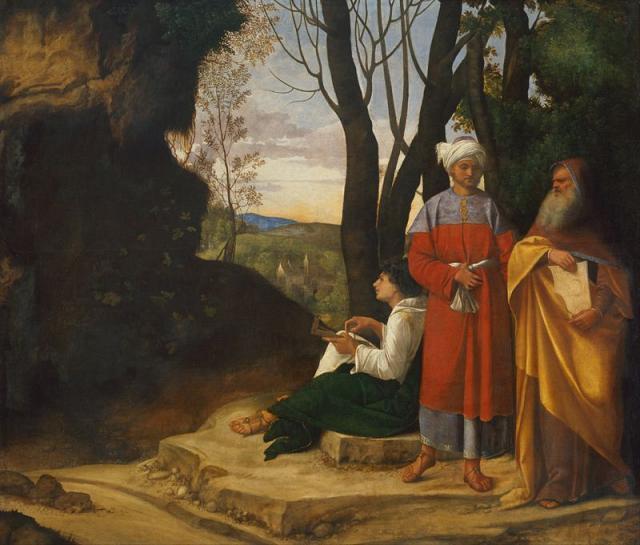 Les trois philosophes