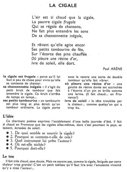 LA CIGALE (Paul Arène)