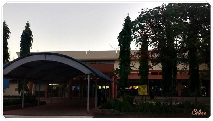 Arusha...Aéroport
