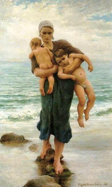 Samedi - Le tableau du samedi : La mère