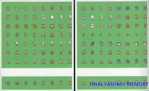 FINAL FANTASY III ARCHIVES DE DÉVELOPPEMENT PARTIE 5