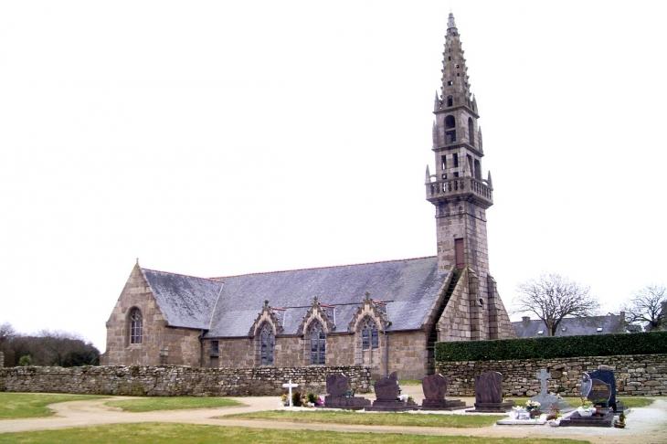 Eglise  Saint  Rivoaré. - Lanrivoaré
