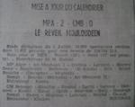 MCA 1982/1983