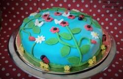 Gâteau printanier