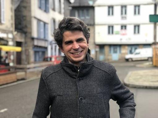 Ismaël Dupont, responsable PCF Finistère.
