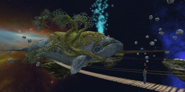 Îlots Flottants 1 : Baleine