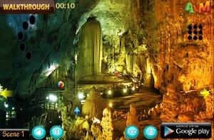 Jouer à AVM Avshalom cave escape