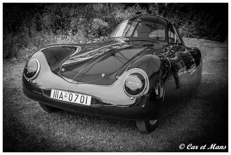 Porsche Berlin-Rome de 1939