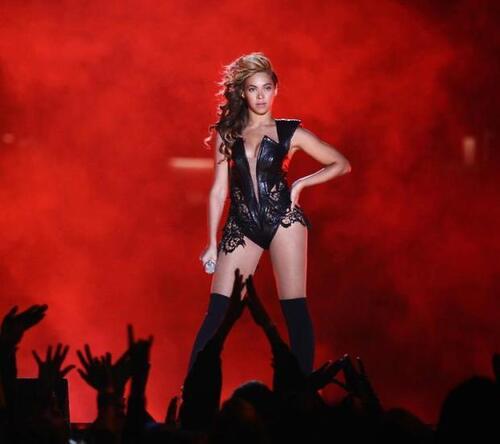 Commentaires des célébrités sur le spectacle du SuperBowl Beyonce