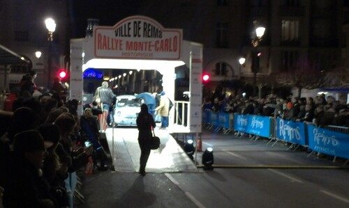 2015: Objectif Monté Carlo