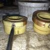 clavette anti-rotation des leviers de commodo
