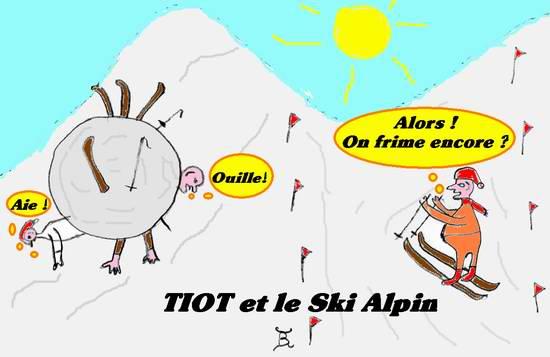 """Les préférées de Tiot dans le samedi """"humour""""."""