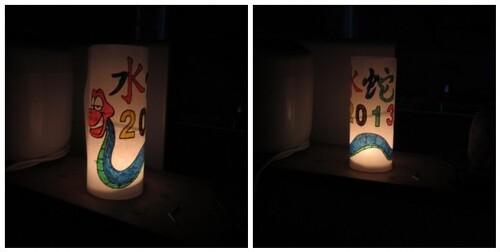 Photophores pour le nouvel-an chinois