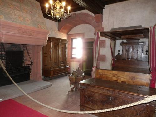 Le château du Haut-Koenigsbourg ( 2 )