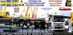 XCMG XUZHOU CONSTRUCTION MACHINERY avec sa filiale XCMG-Auto