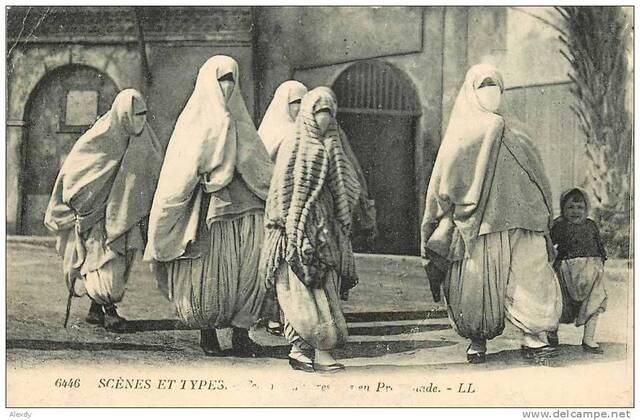 Femmes Mauresques