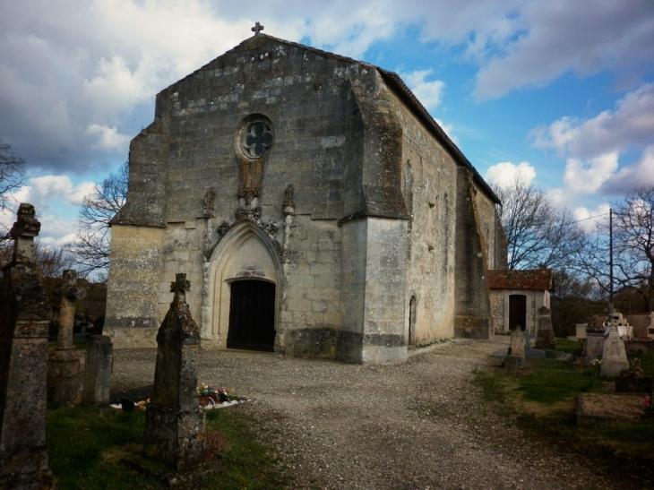 L'église Saint Caprais XIIème. - Polignac