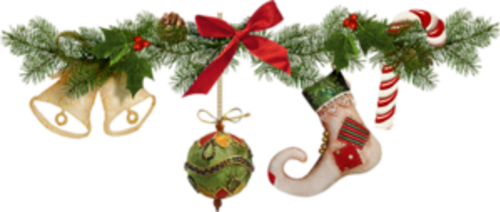 Eléments clusters de Noël 2019 ( 1 )