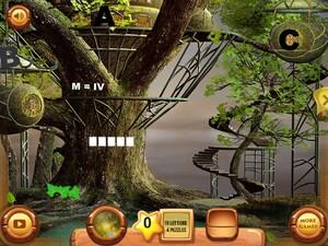 Jouer à Old magic forest