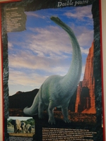 A la découverte des Dinosaures...