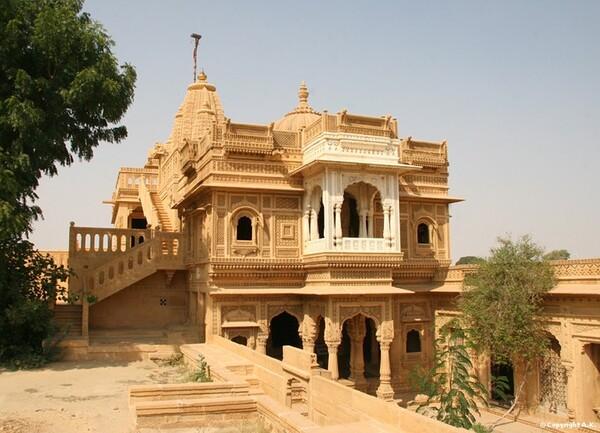 Inde 2014- Jour 5- Temple Jains
