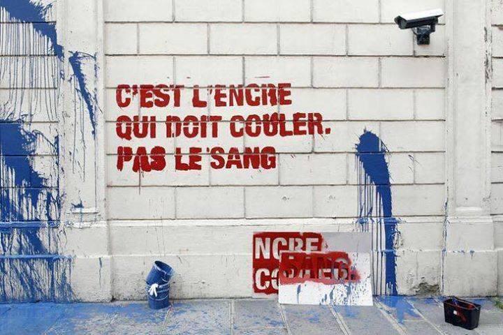 [Actualité]Charlie Hebdo attaqué, le choc