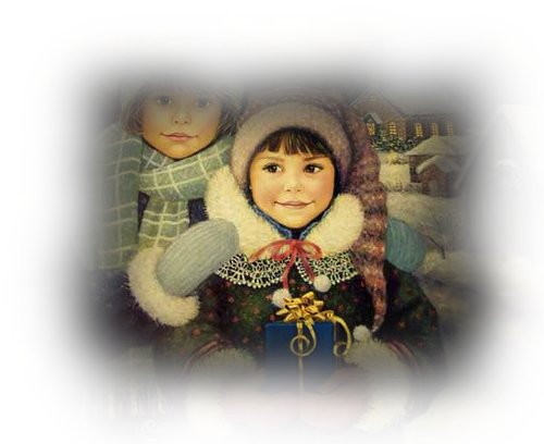 tube bonhomme de neige